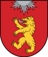 Coat of arms of Valka Municipality