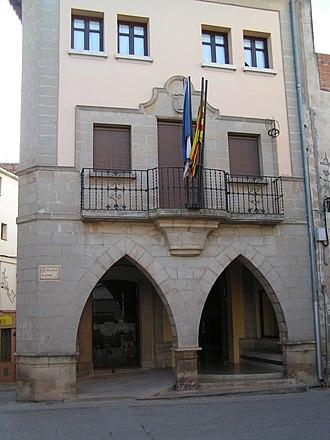 La Fatarella - La Fatarella town hall