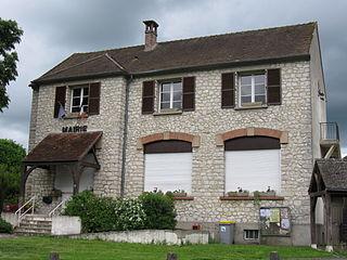 La Genevraye Commune in Île-de-France, France