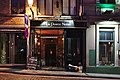 La Porte Noire, whisky and beer bar on 67 Rue des Alexiens in Brussels, Belgium (DSCF4378).jpg