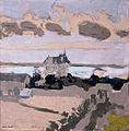 La Villa Les Écluses, St. Jacut, Brittany by Édouard Vuillard, High Museum of Art.jpg