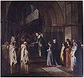 La reina Isabel la Católica en la Cartuja de Miraflores (Museo del Prado).jpg