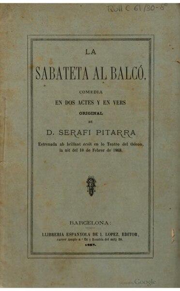 File:La sabateta al balcó (1868).djvu