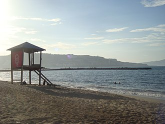 Barcelona, Venezuela - Beach in Barcelona