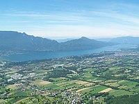 Lac du Bourget (entier).JPG