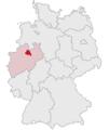 Lage des Kreises Warendorf in Deutschland.PNG