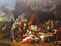 Lagrenee, Louis Jean - La mort de la femme de Darius - 1785.JPG