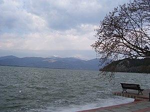 Dispilio - Lake Orestiada.