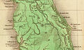 Lake Valdez (Now Lake Monroe) Florida 1826.jpg
