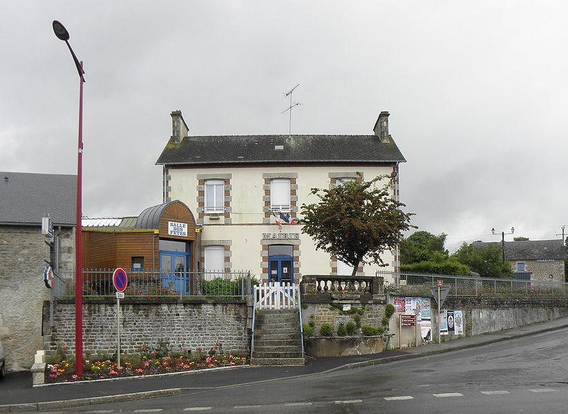Mairie de Lalacelle (61).