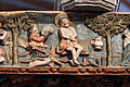 Lampaul-Guimiliau- Enclos paroissial - La poutre de gloire - PA00090020 - 007.jpg