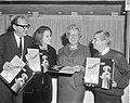 Langspeelplaat van de musical 'Heerlijk duurt het langst' van Annie M.G. Schmid…, Bestanddeelnr 918-5135.jpg