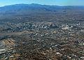 Las Vegas strip from the air (3191356789).jpg