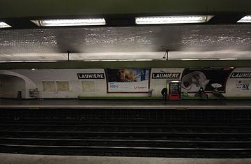 Laumière (Paris Métro)