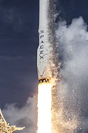 Launch of Falcon 9 carrying ORBCOMM OG2-M1 (16601442698)