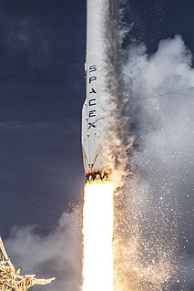History of SpaceX