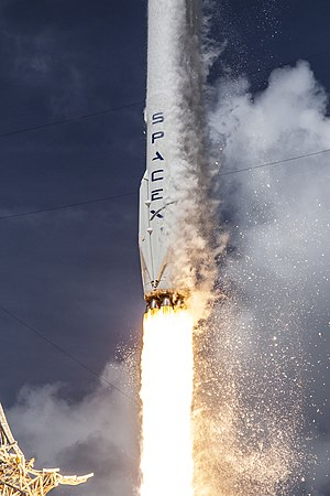SpaceX - Launch of Falcon 9 carrying ORBCOMM OG2-M1.