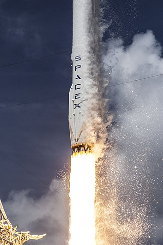 SpaceX - Launch of Falcon 9 carrying ORBCOMM OG2-M1