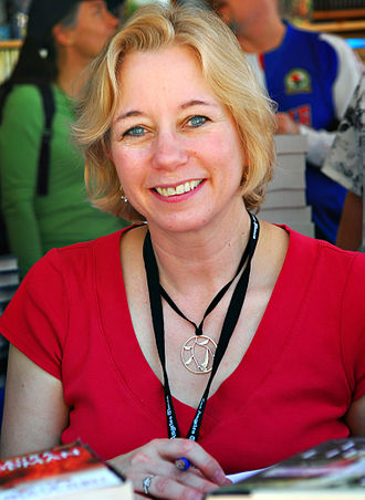 Laura Lippman - Lippman at the Los Angeles Times Festival of Books on April 24, 2008