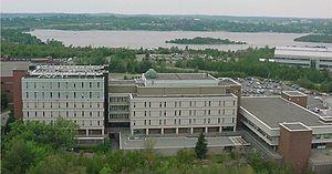 Laurentian University - Science Buildings