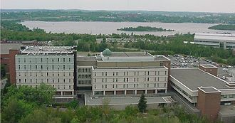 Laurentian University - Science buildings