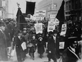 Lawrence textile strikers parading in New York City.png