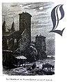 Le Lyon de nos pères, Vingtrinier et Drevet, 1901, page 002, dessin de Joannès Drevet, la chapelle du Saint-Esprit au XVIIe siècle.jpg