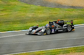 2013 24 Hours of Le Mans - The No. 26 G-Drive Racing Oreca 03 was disqualified from third in LMP2 because of an oversized fuel tanks.