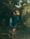 Le Passage du gué by Gustave Courbet 1841.png