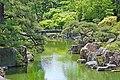 Le jardin du château de Nijo (Kyoto, Japon) (28198327827).jpg