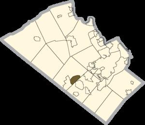 Trexlertown, Pennsylvania - Image: Lehigh county Trexlertown