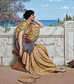 Leisure hours, by John William Godward.jpg