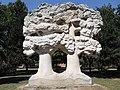 Lengyel–magyar barátság-emlékmű (2006), 2011 Győr, Hungary - panoramio (22).jpg