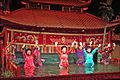Les marionnettistes du théâtre Thang Long (marionnettes sur leau, Hanoi) (4359940426).jpg