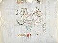 Letter, 9 January 1850 MET DP804264.jpg