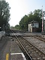 Level Crossing on the Railway to South Wales - geograph.org.uk - 582421.jpg