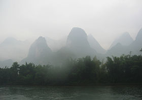 Li River 8 hills in mist near Guilin.jpg