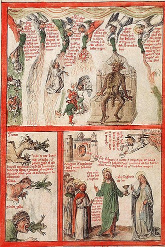 Liber Floridus - Image: Liber Floridus page scan B, ca. 1460