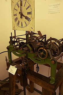 Striking clock - Wikipedia, the free encyclopedia