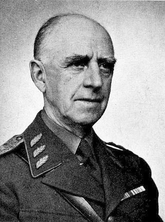 Ivar Holmquist - Image: Lieutenant General Ivar Holmquist by Svenskt biografiskt lexikon