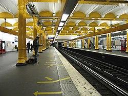 Σταθμός Γκαρ ντε Λιόν (Μετρό Παρισιού)