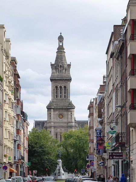 Église Saint-Michel Lille  Nord (département français)