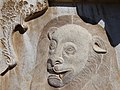 Lion Motif in Bas-Relief - Naranjestan-e Ghavam Pavilion - Shiraz - Central Iran (7426474430) (2).jpg