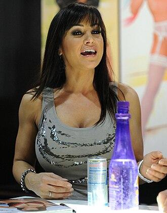 Lisa Ann - Lisa Ann at the AVN Expo 2011