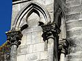 Lisle église décors angle façade sud-ouest (1).JPG