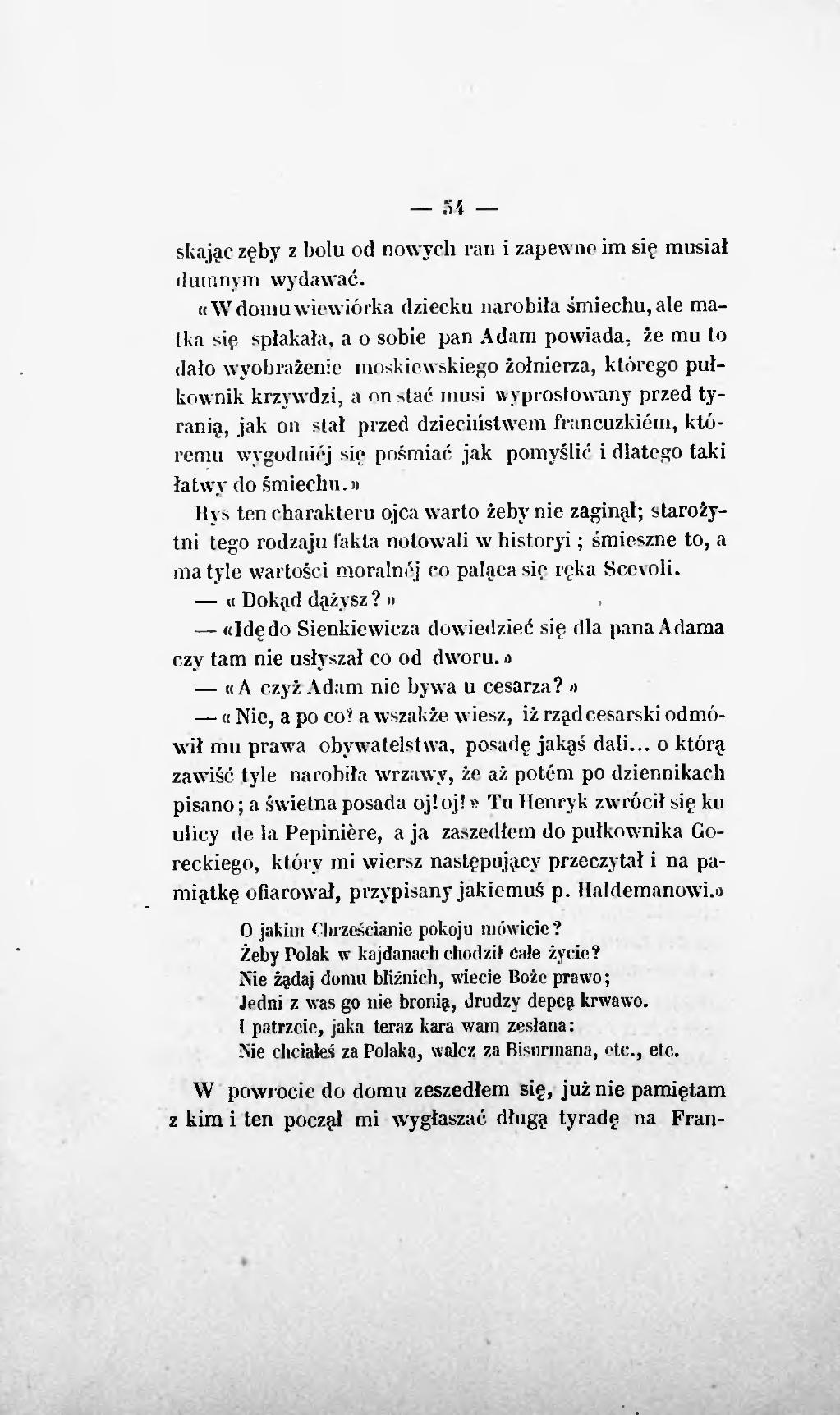 Stronalisty O Adamie Mickiewiczudjvu55 Wikiźródła