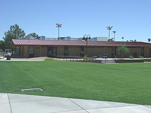 Litchfield Park, Arizona - Image: Litchfield Litchfield Elementary School 1 1917