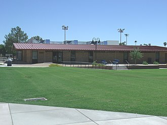 Litchfield Park, Arizona - Image: Litchfield Litchfield Elementary School 1 1917