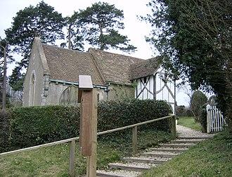 Great and Little Hampden - Image: Little Hampden Church