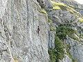 Llandudno - klify - północno zachodnie wybrzeże Angli - panoramio - dzidek (10).jpg